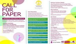 Seminar Nasional Jaringan dan Kolaborasi Untuk Mewujudkan Keadilan Gender