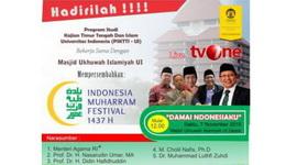 Indonesia Muharam Festival 1437 H