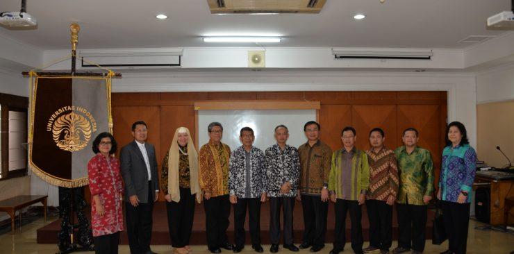 Serah Terima Jabatan Ketua Program Studi Sekolah Kajian Stratejik dan Global Universitas Indonesia