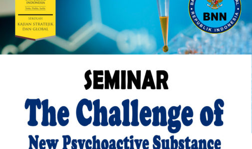 "Seminar ""The Challenge of New Psychoactive Substances"""