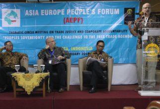 ASIA EUROPE PEOPLE'S FORUM (AEPF)