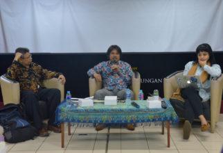 Peluncuran Buku Seksualitas di Indonesia