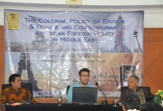 The Colonial Policy of Britain & France and Contemporary American Foreign Policy in Middle East