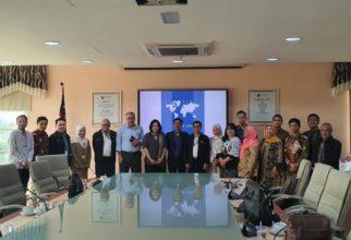 Kunjungan SKSG UI ke University of Malaya